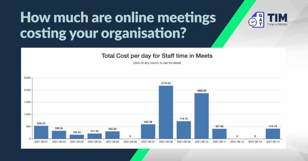 Virtual Meeting Cost